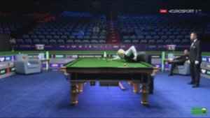 Empty Crowd Daqing International Championship (Twitter)