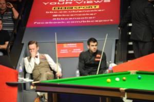 Ronnie O'Sullivan Shaun Murphy Worlds 15 (ML)