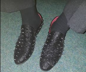 Greg Casey Shoes